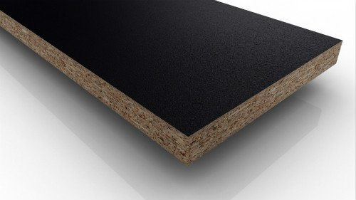 paper stick on particle boards