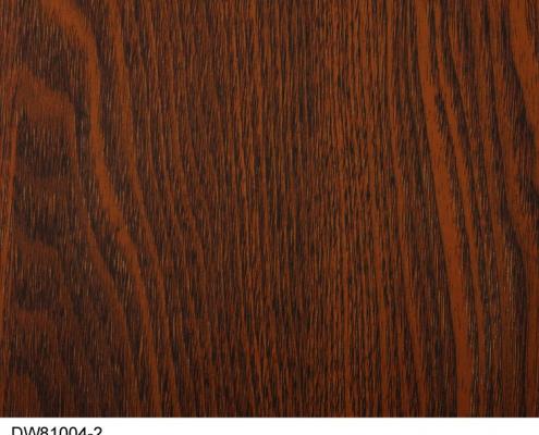 foil finish paper wood grain paper YD81004-2