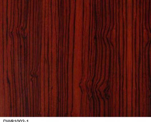 3D texture embossed wood grain finish foil paper