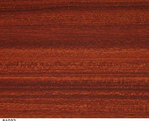 PU Coated wood embossed paper