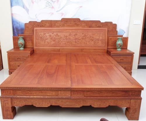 solid wood grain furniture