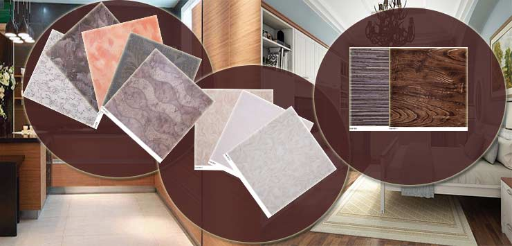 finiture finish foil laminate paper for wholesale