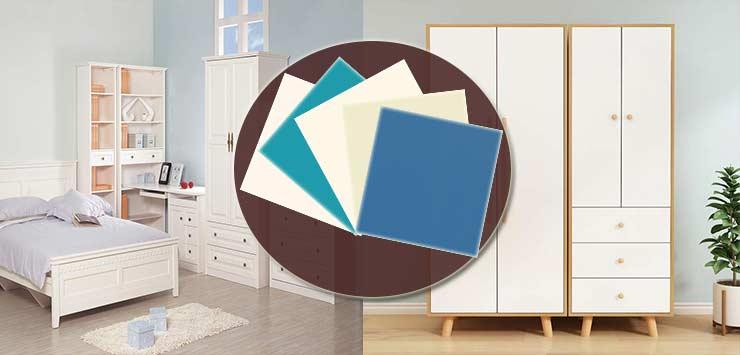 soild furniture paper laminate paper