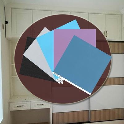 factory price solid melamine laminate paper