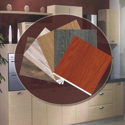 wholesale wood grain melamine laminate paper